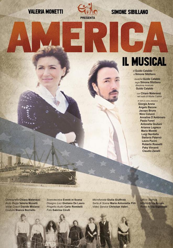 America il musical