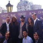 Ghost il musical - Cast con Dave Stewart