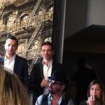 Ghost il musical cast - Salvatore Palombi e Cristian Ruiz
