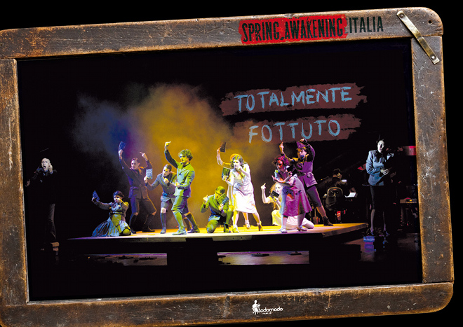 musical spring awakening a milano
