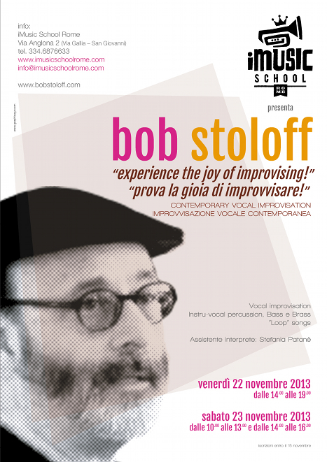 Bob Stoloff loc workshop