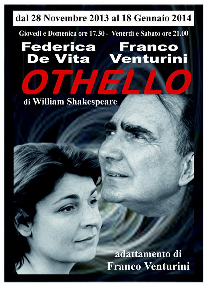Locandina - Othello