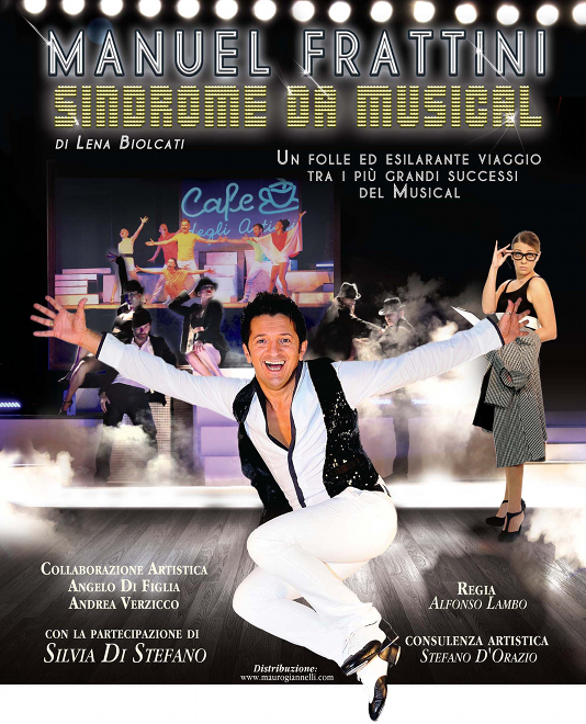 Sindrome da musical 2013 loc