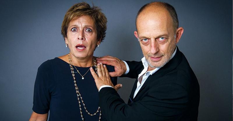 terapia di coppia _ Paolo De Vita e Anita Zagaria