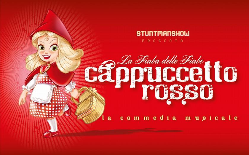 Cappuccetto Rosso commedia musicale