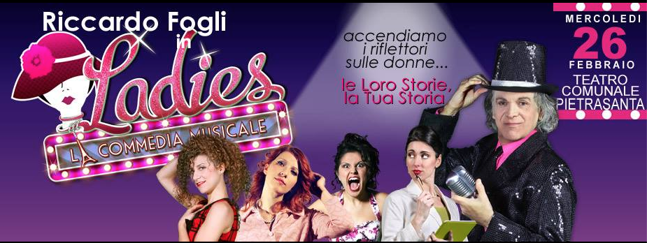 ladies la commedia musicale