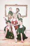 5 Donne e mezzo con Angela Melillo e Moreno Amantini_La Compagnia
