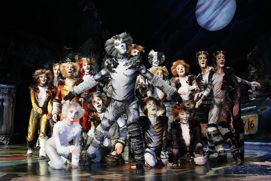 Cats musical su Topolino e nuova replica al Teatro Arcimboldi - Milano