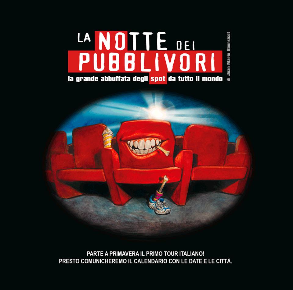 Notte dei Pubblivori 2014 - debutto al Duse Bologna