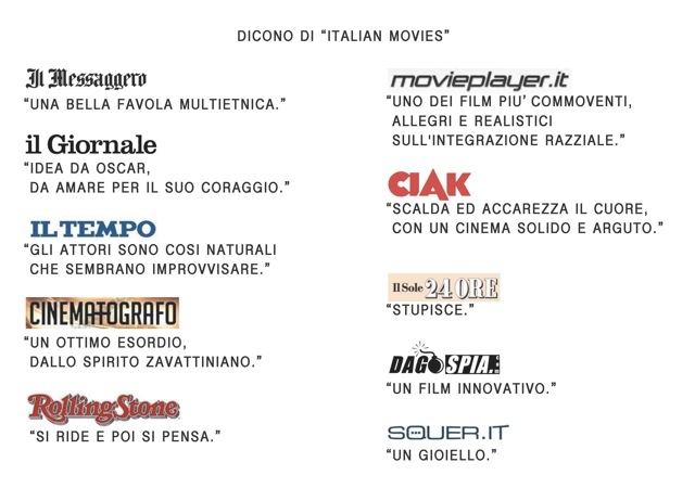Speaking in tongues_Rassegna_Italian Movies