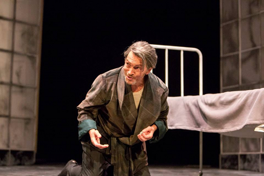 Umberto Orsini al Teatro Eliseo di Roma con Il giuoco delle parti