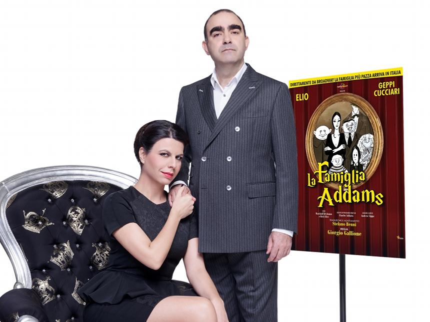 La famiglia Addams Bologna Europauditorium 2015