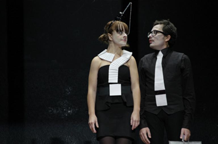 T- empio Carullo - Minasi Teatro Orologio Roma