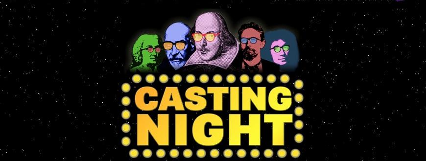 Casting Night 2014: il bando per attori e attrici