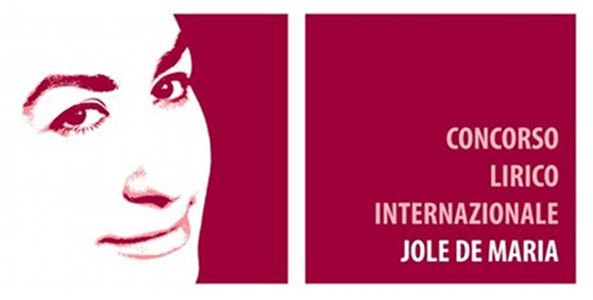 Concorso Lirico Jole De Maria 2014_logo