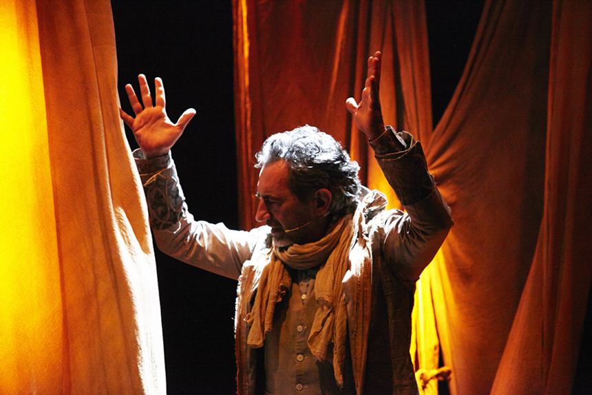 D'Artagnan teatro Libero Milano