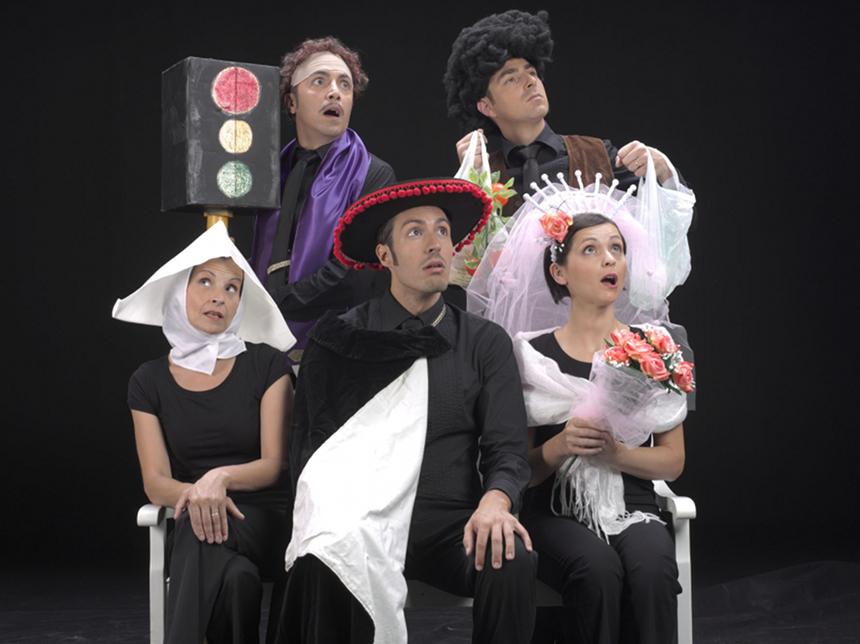 I Promessi Sposi in 10 minuti_Oblivion Show_Trieste