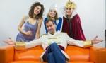 Teatro Agora' Roma - Uova di lombo