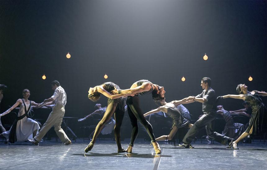 Victor Ullate Ballet Manzoni Milano_Bolero 01