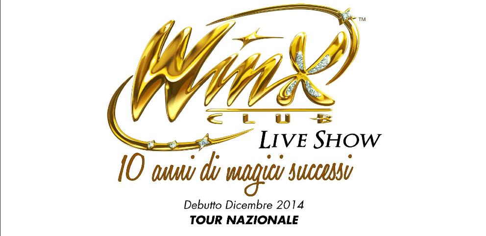 Winx Club Live Show bando casting