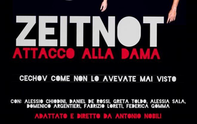 Zeitnot attacco alla dama_roma_p