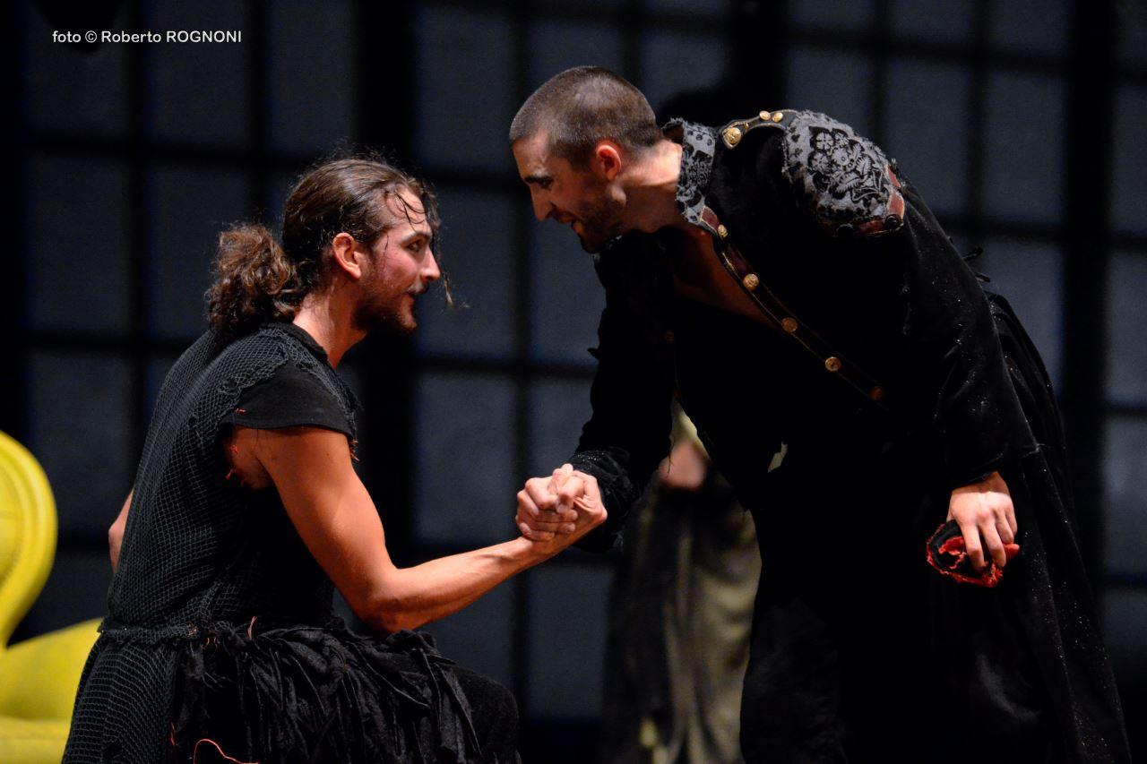 Il Barbiere di Siviglia Opera Rock_Franco Parenti Milano