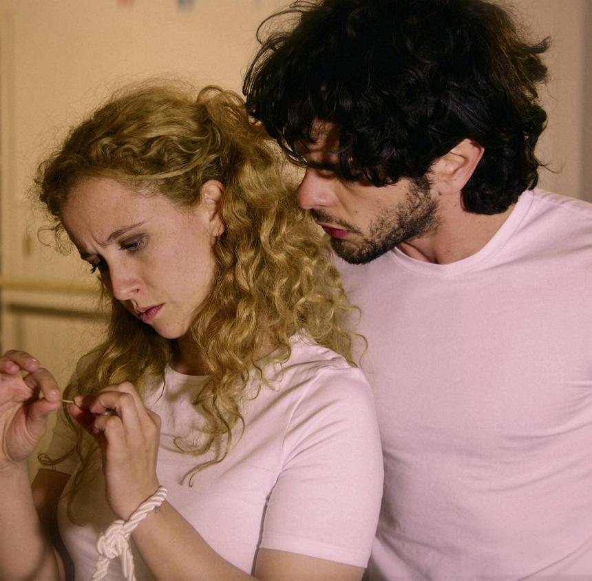 Romeo and Juliet post scriptum Roma_Selene Gandini e Giovanni Anzaldo