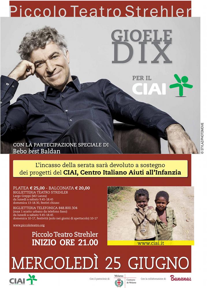 Gioele Dix CIAI_Piccolo Teatro Milano