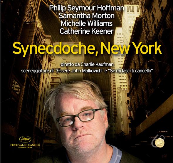 Synecdoche, New York con Philip Seymour Hoffman