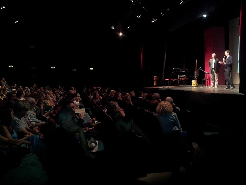 Teatro Menotti Milano_conf stampa foto