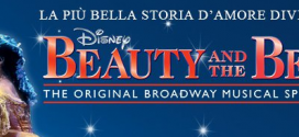 Disney's Beauty and the Beast arriva in Italia a Trieste e Milano