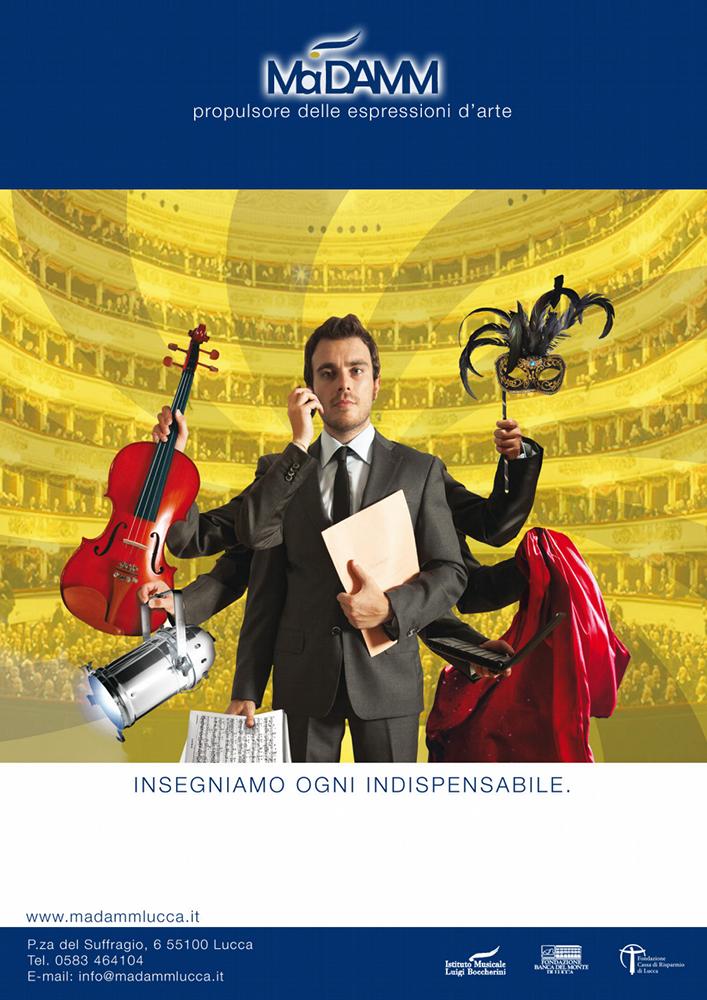 Istituto Luigi Boccherini_Master Direzione Artistica e Management Musicale_Lucca