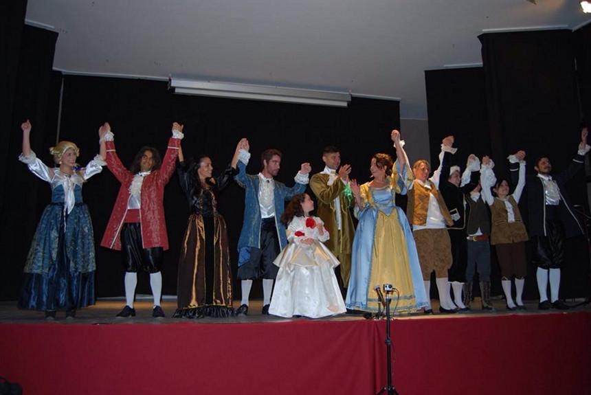 Teatro dell' Anima_corso Teatro Dizione_Quartu Sant Elena
