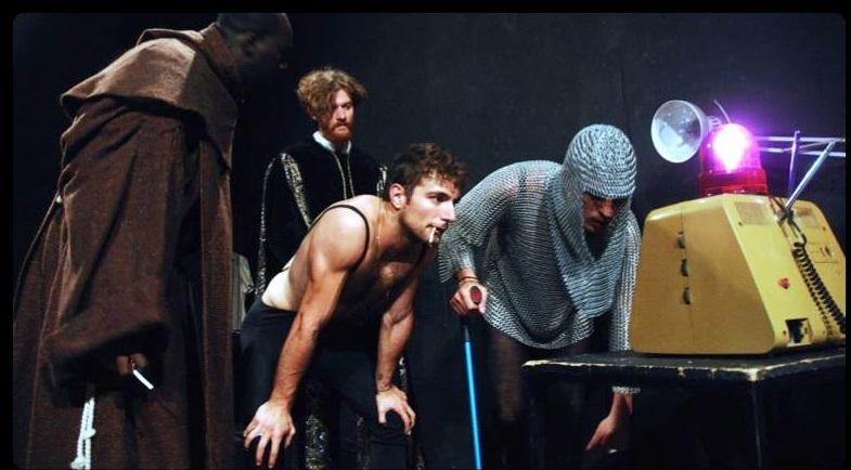 Enrico IV Pino Le Pera_Teatro Argot 30 2014 - 2015