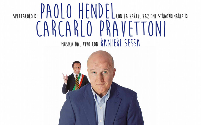 Paolo Hendel per aiutare i bambini @Franco Parenti Milano_tg