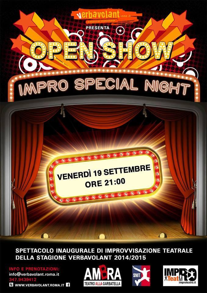 locandina_open show_verbavolant roma