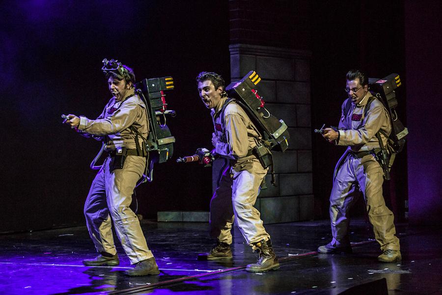 GHOSTBUSTERS Live_Teatro Nuovo Milano_Cast