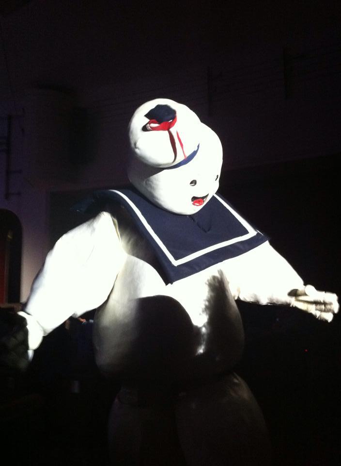 GHOSTBUSTERS Live_Teatro Nuovo Milano_Marshmallow Man