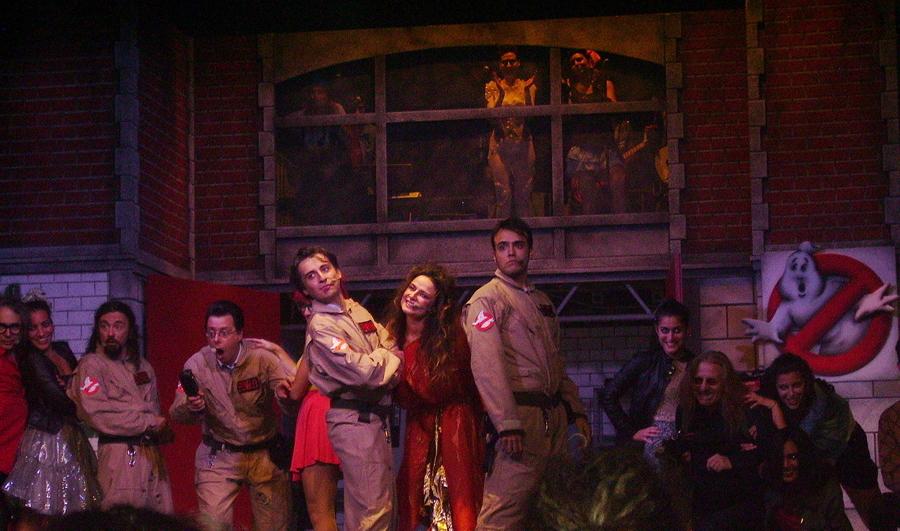 GHOSTBUSTERS Live_Teatro Nuovo Milano_saluti finali