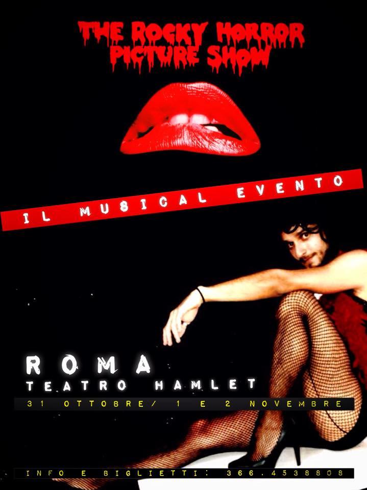 Locandina_The Rocky Horro Picture Show_Antonio Nobili_TeatroSenzaTempo