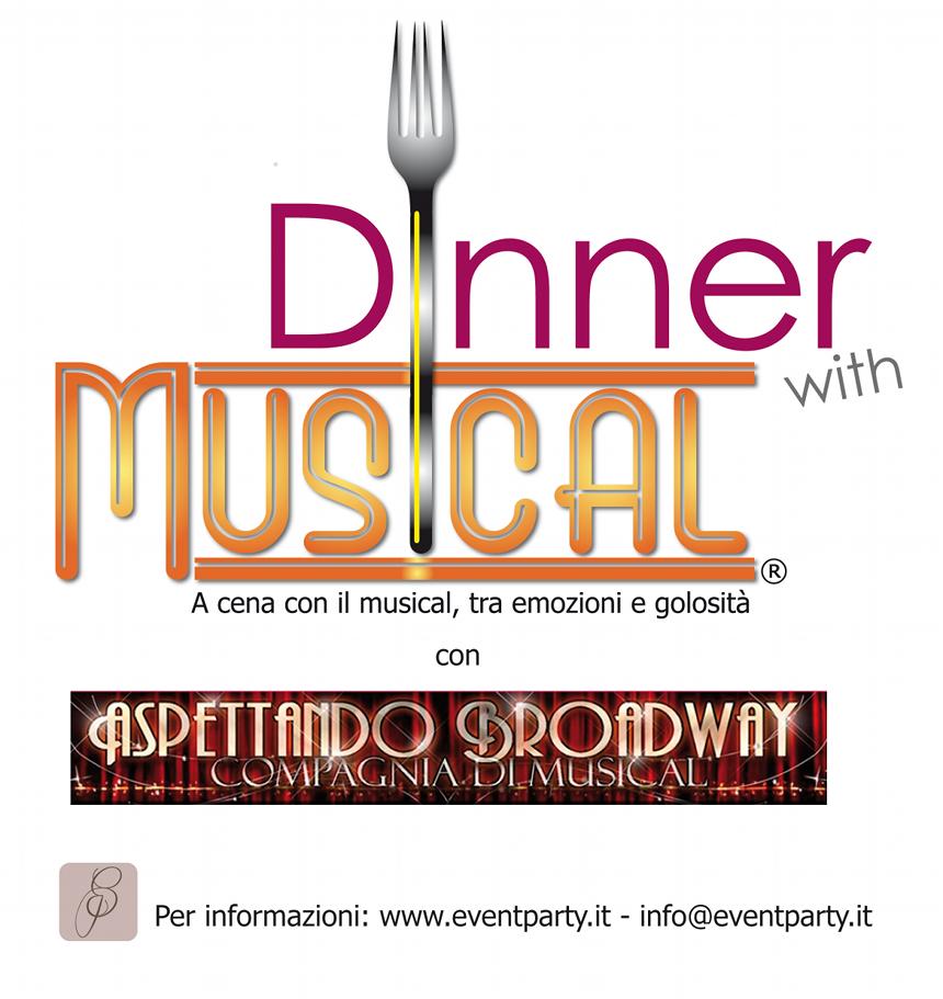 Dinner Musical_ Logo