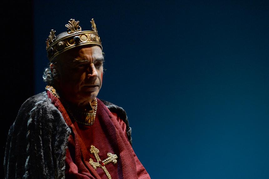 Franco Branciaroli_Enrico IV_Teatro Coccia Novara 2