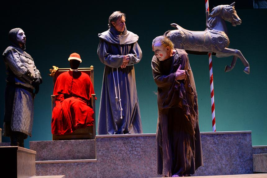Franco Branciaroli_Enrico IV_Teatro Coccia Novara