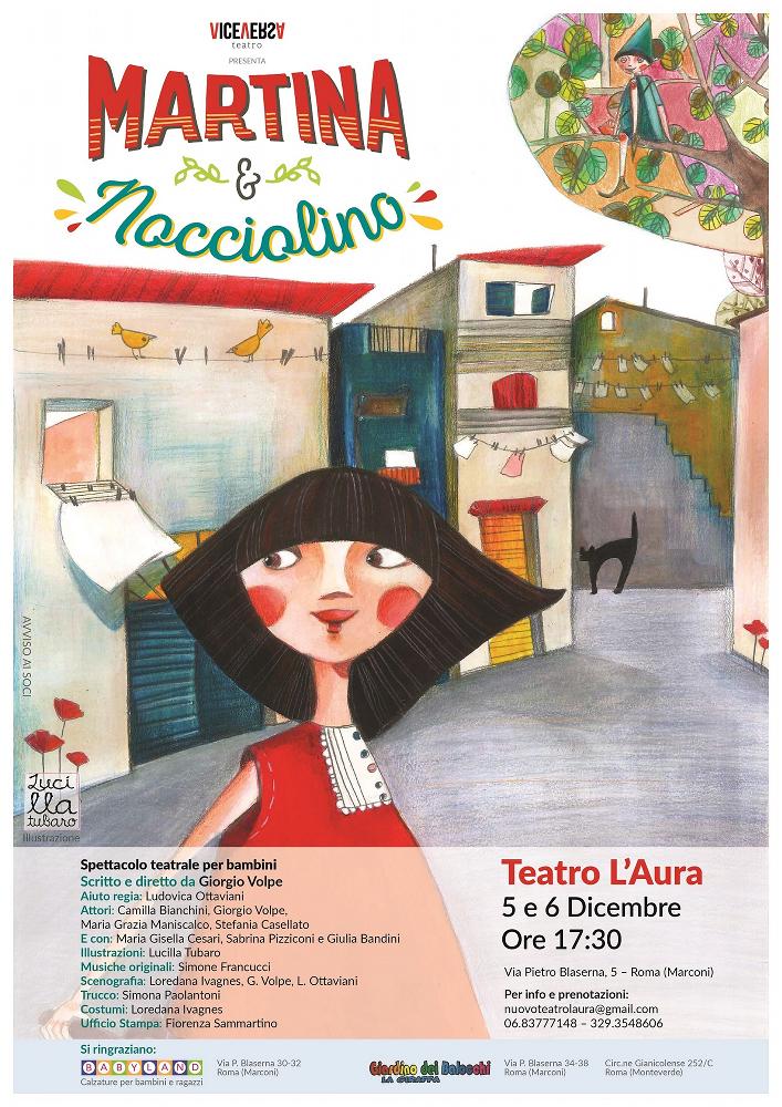 Martina & Nocciolino - Locandina