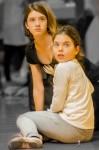 Annie Jr musical milano backstage-2