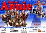 Annie jr musical Milano_locandina