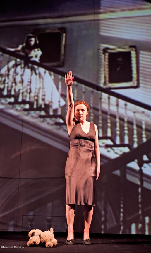Eva _ Unplugged_la storia di Eva Braun con Federica Fracassi 2