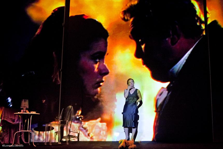 Eva _ Unplugged_la storia di Eva Braun con Federica Fracassi