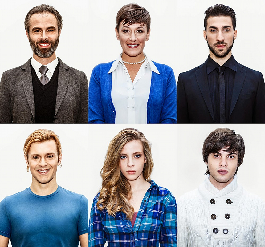 Next To Normal cast italiano Italia