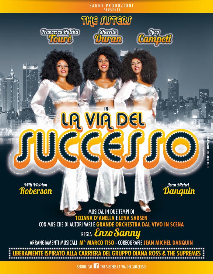 Teatro Coccia Novara_THE SISTERS - locandina